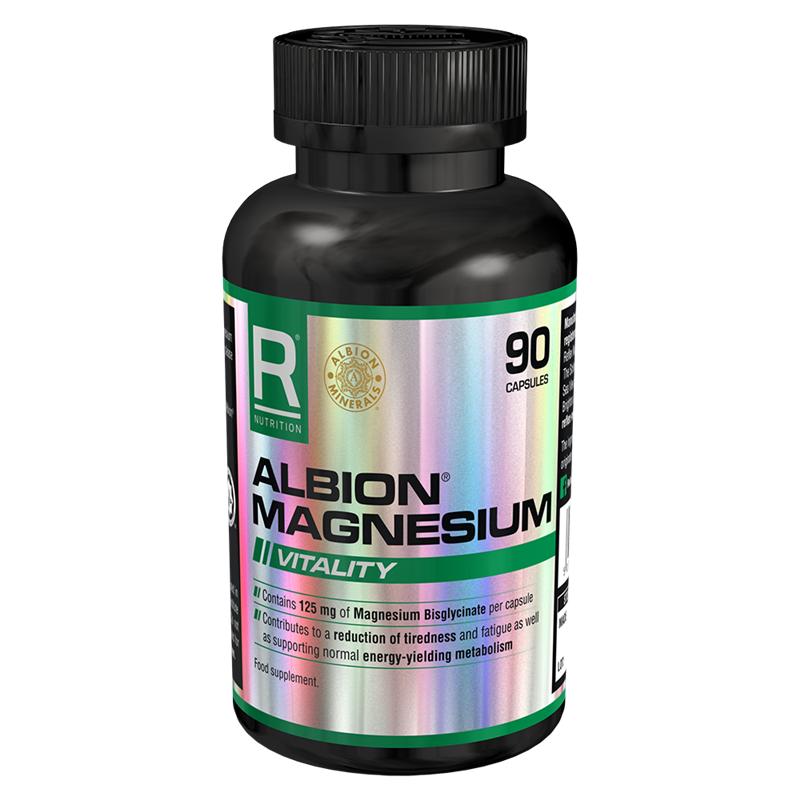 Albion Magnesium - , 90 kapslí