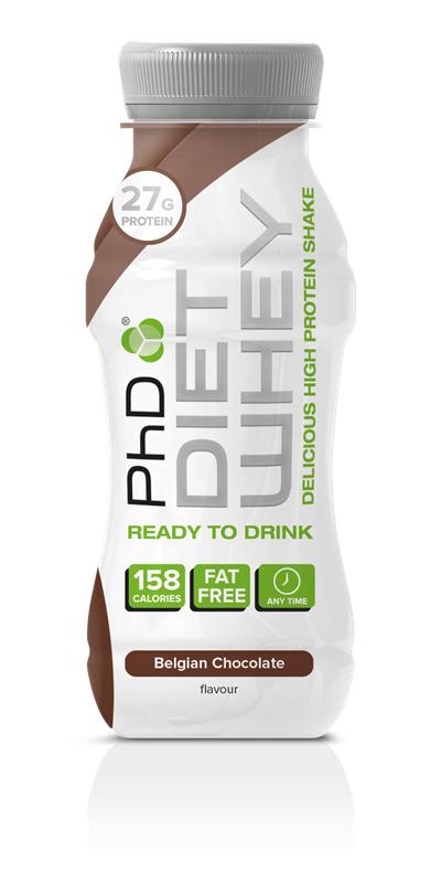 Diet Whey Shake - ban�n, 330 ml