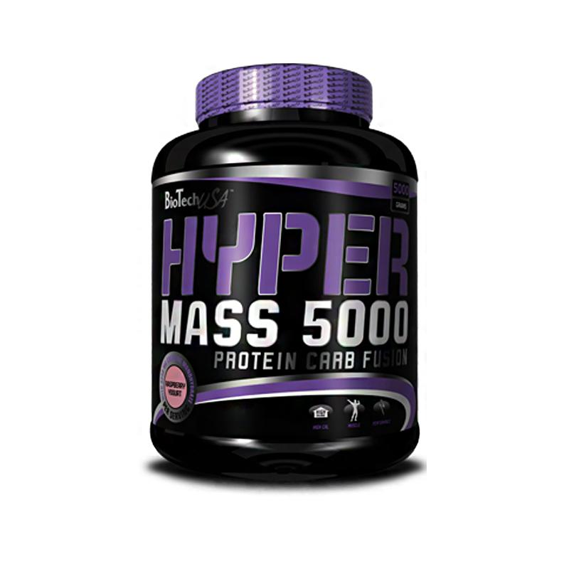 HYPER MASS 5000 - karamel capuccino, 1000 g