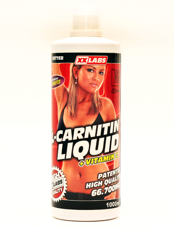 L-Carnitine 150.000 - pomeranč, 1000 ml