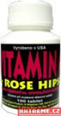 Carne Labs C-vitamin 500+Rose Hips (USA) - 100 tablet