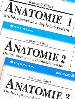 Anatomie - 1., 2., 3. díl