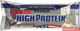 40% High Protein Low Carb Bar - red fruits