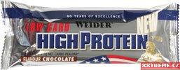 40% High Protein Low Carb Bar - stracciatella