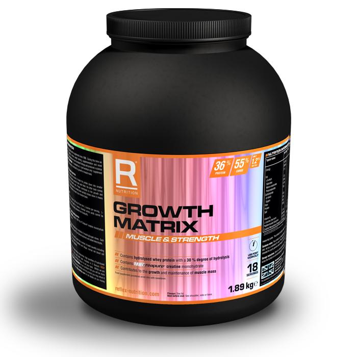 Growth Matrix - ovocný mix