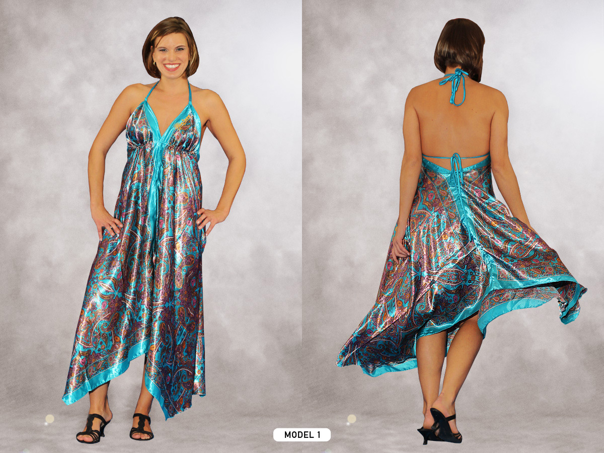 Jan Tana Tanning Dresses - model 1