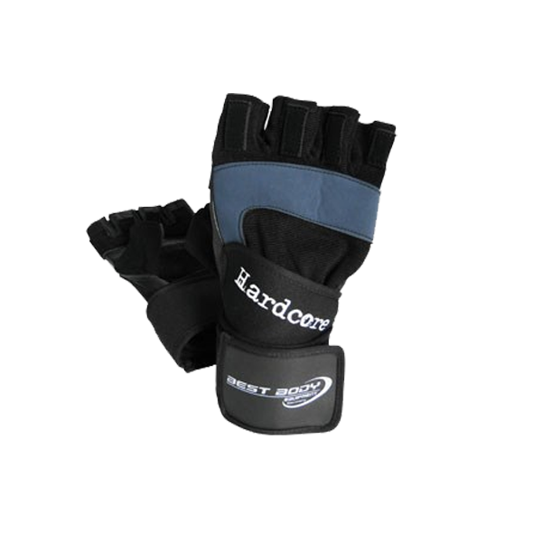 Fitness rukavice Best Body Nutrition Hardcore - M