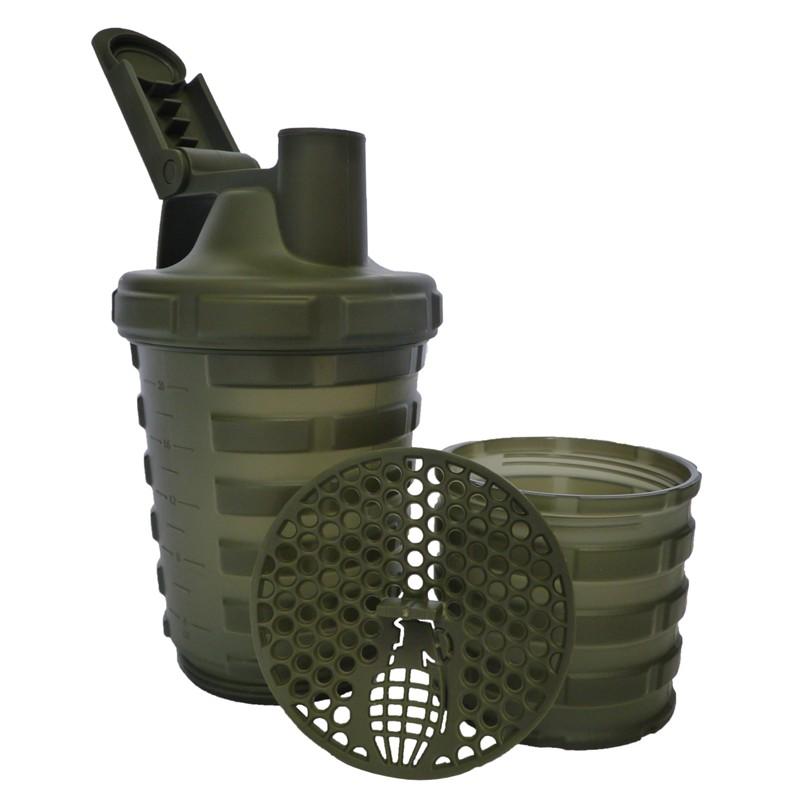 Šejkr Grenade - šedá