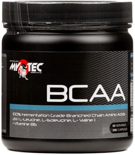 BCAA 300 a 600 kapslí