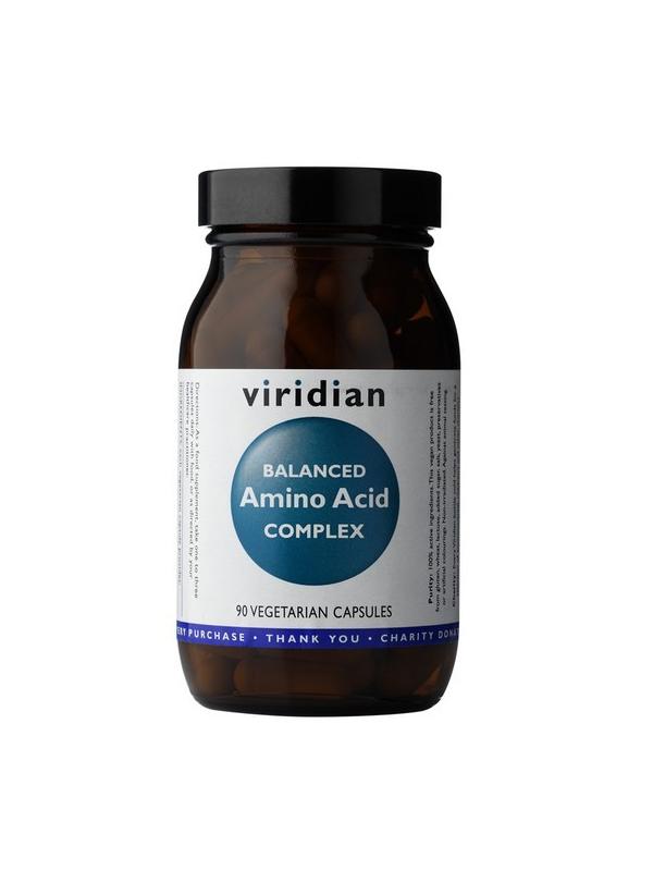 Balanced Amino Acid Complex 90 kapslí
