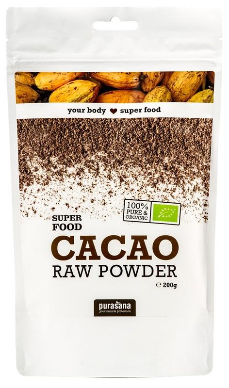 Cacao Powder BIO 200g - 1 ks