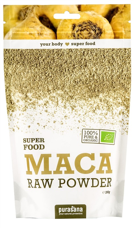 Maca Powder BIO 200g - 1 ks